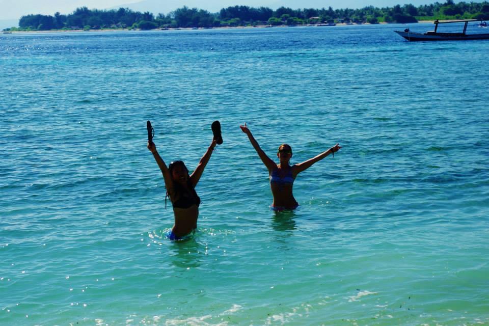 【ギリ島】バリから3時間。小さな離島の魅力を伝えたい!!