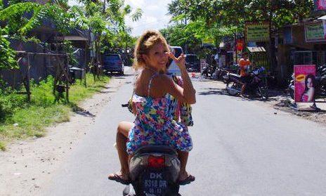 【バリ島】観光客でも大丈夫。レンタルバイクを安全に乗るためにするべき事。