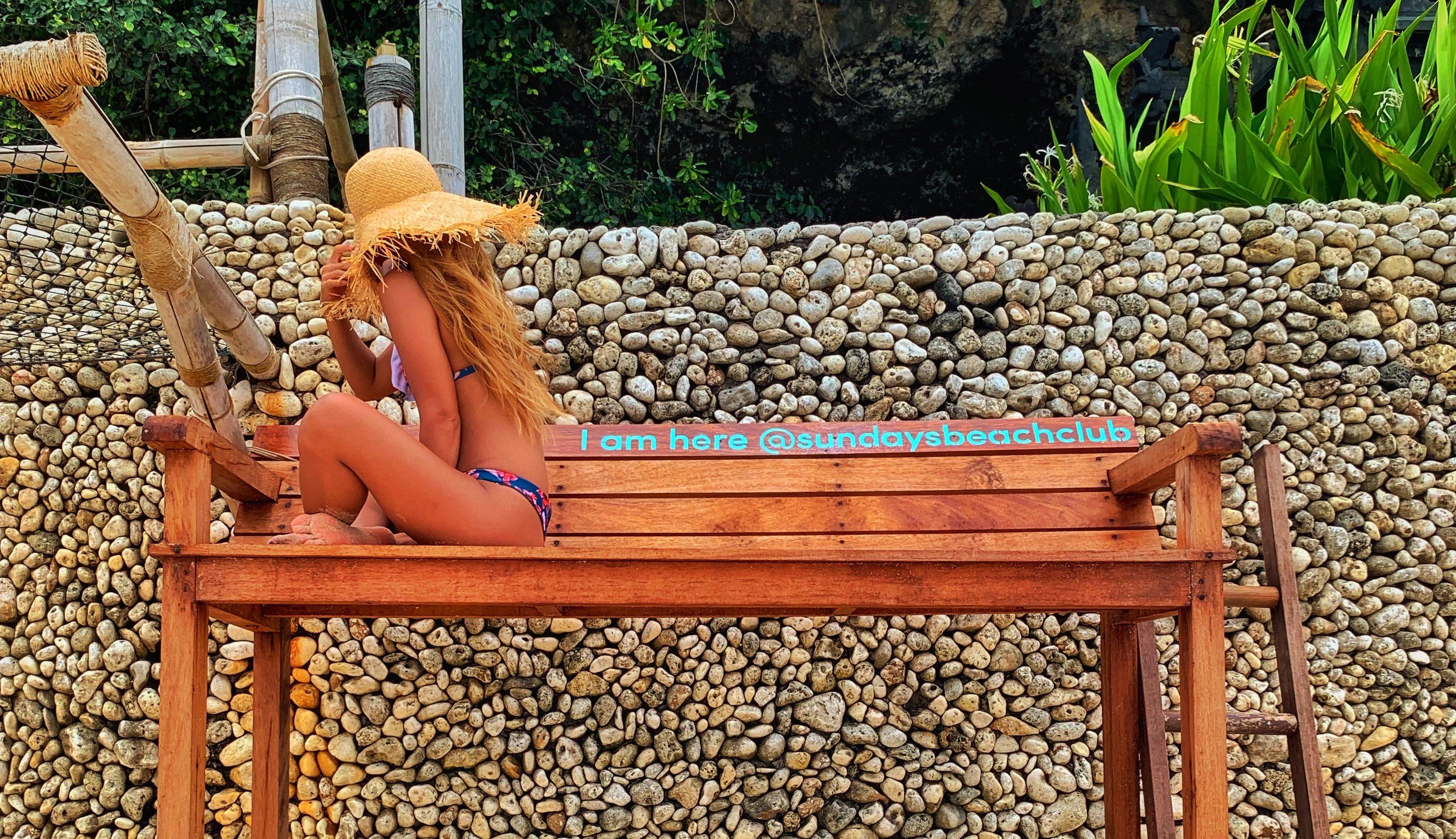 【バリ島】のんびり派にオススメのビーチクラブ