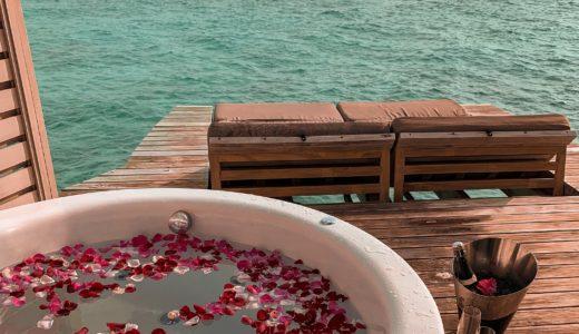 【モルディブ】リーズナブルだけど大満足。憧れの水上コテージに泊まる旅