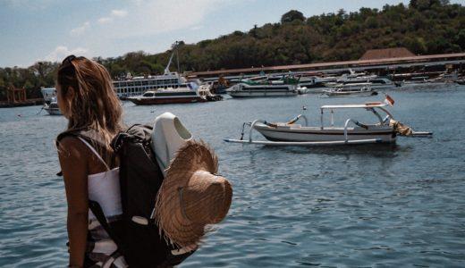 【ギリ島】easy gili社のスピードボートを使ったギリトラワンガンへの行き方。